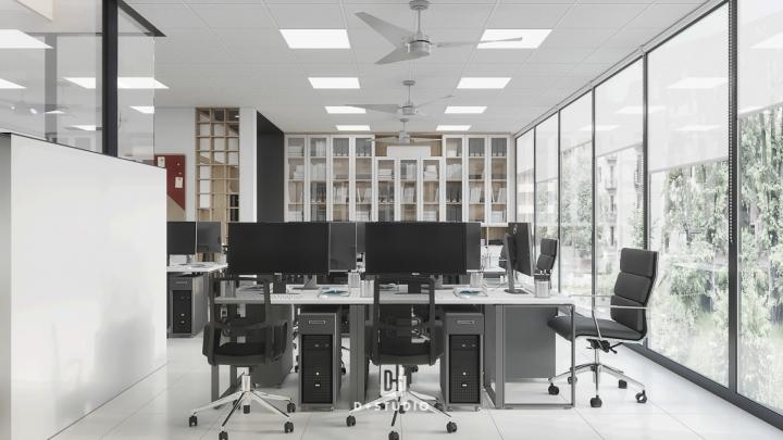 ưu nhược điểm của văn phòng đóng tăng chi phí xây dựng