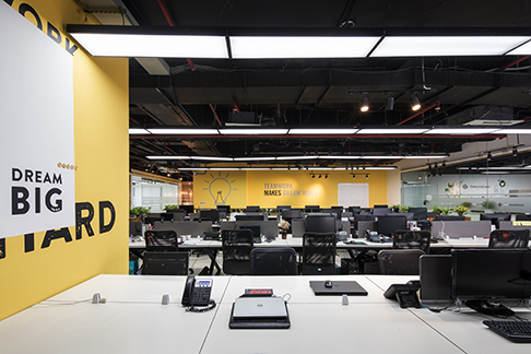 các mô hình văn phòng hiện đại phổ biến nhất hiện nay