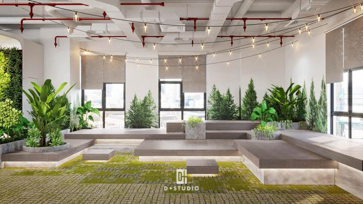 khái niệm văn phòng xanh là gì