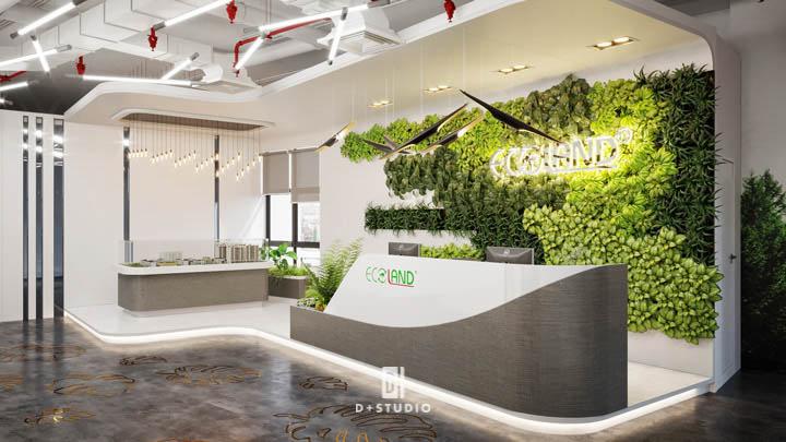 văn phòng xanh góp phần bảo vệ môi trường