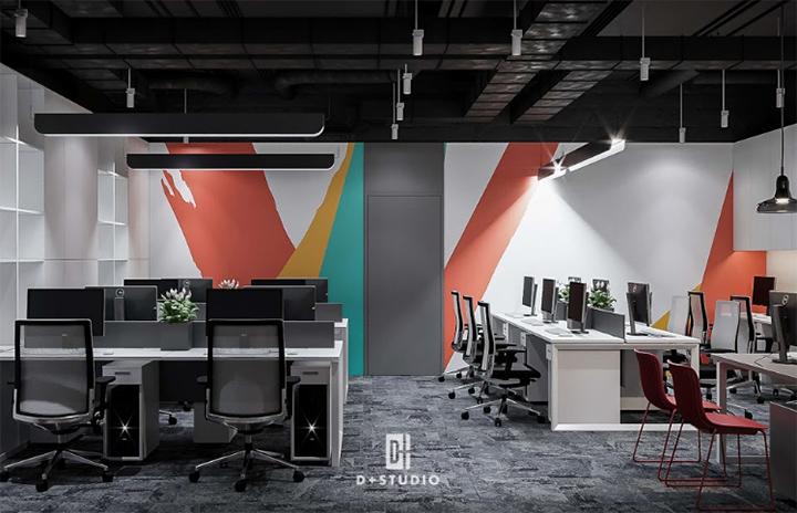 chọn mô hình văn phòng mở theo đặc thù doanh nghiệp