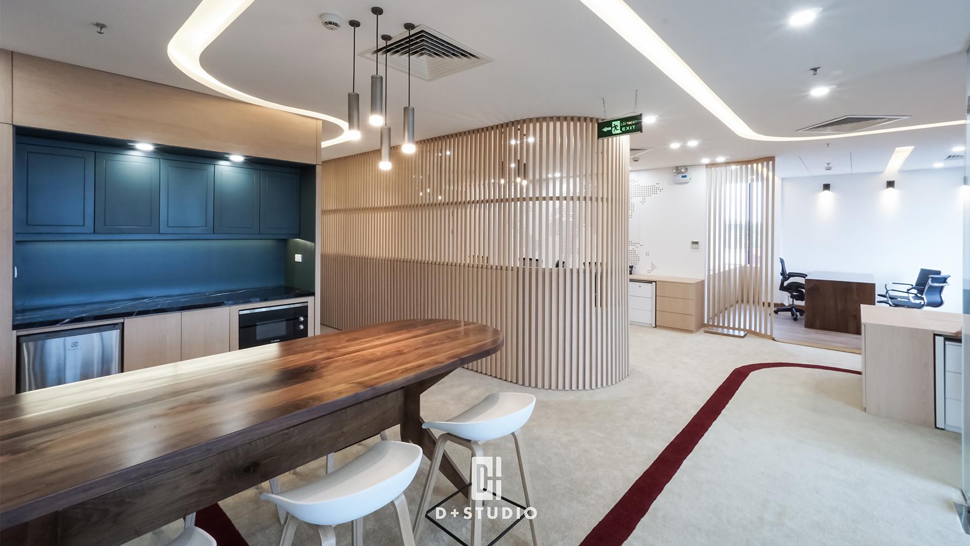thiết kế nội thất văn phòng làm việc cho doanh nghiệp với mức đầu tư thấp