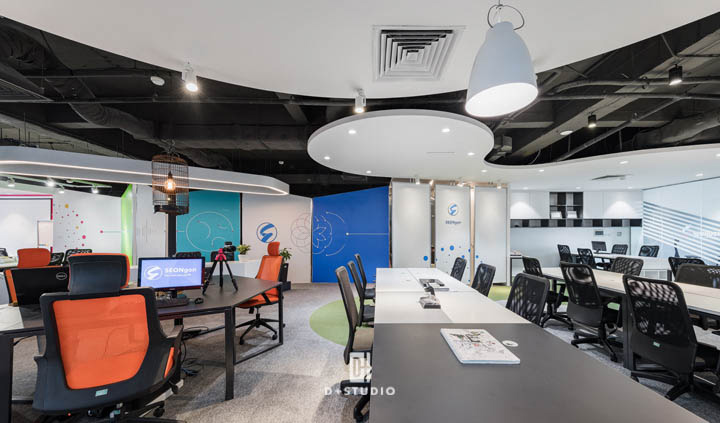 mô hình văn phòng hiện đại là gì