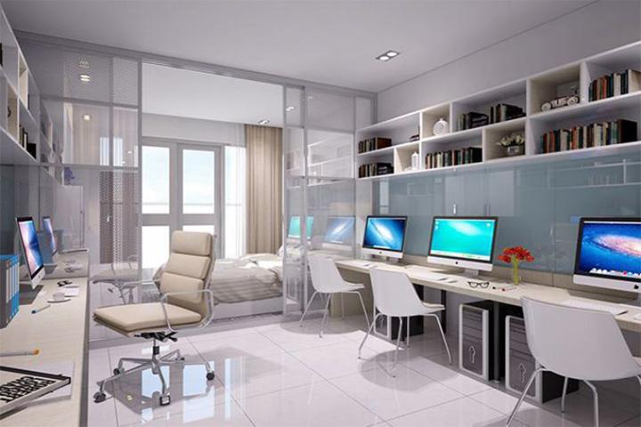 mô hình văn phòng thông minh