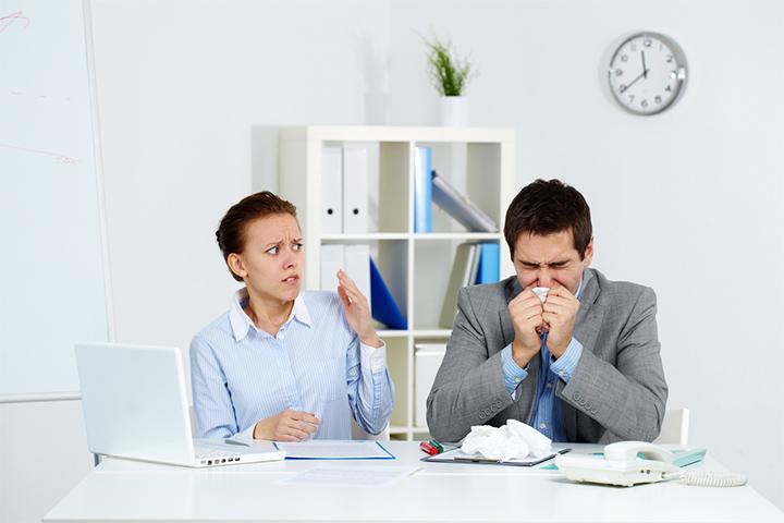 văn phòng mở có nhược điểm giảm sự tập trung