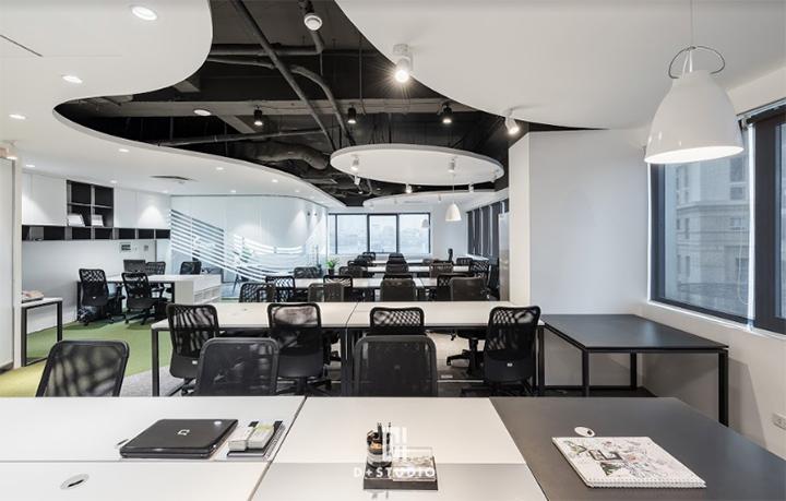 ưu điểm văn phòng mở giúp tiết kiệm chi phí cho doanh nghiệp