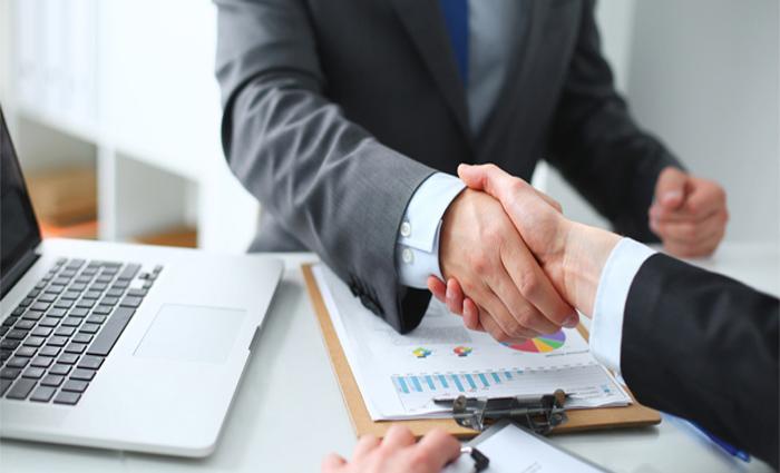văn phòng truyền thông tăng sự tin tưởng của khách hàng, đối tác
