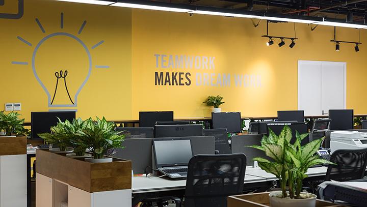 lợi ích của văn phòng xanh với doanh nghiệp