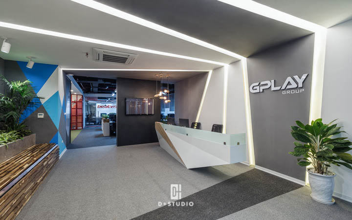 văn phòng xanh nâng cao thương hiệu của doanh nghiệp