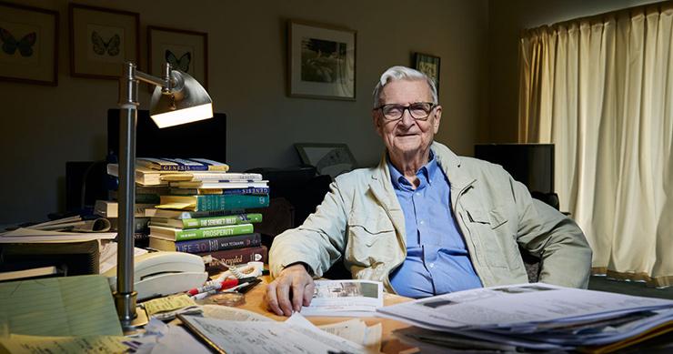 nhà sinh vật học Edward O.Wilson đề xuất khái niệm văn phòng xanh
