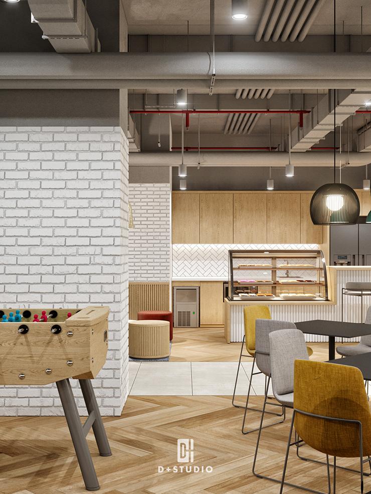 mẫu thiết kế phòng pantry đẹp aspaces