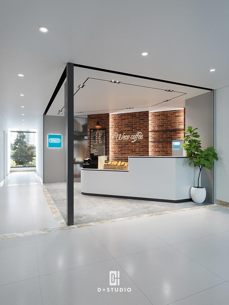 mẫu thiết kế phòng pantry hiện đại