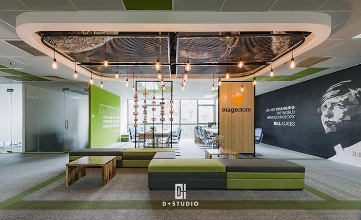 vai trò của văn phòng xanh thúc đẩy sự phát triển của doanh nghiệp