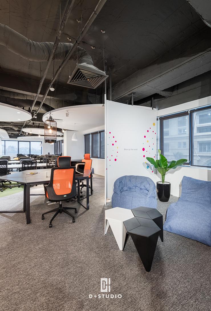 hình ảnh văn phòng đẹp của công ty seongon