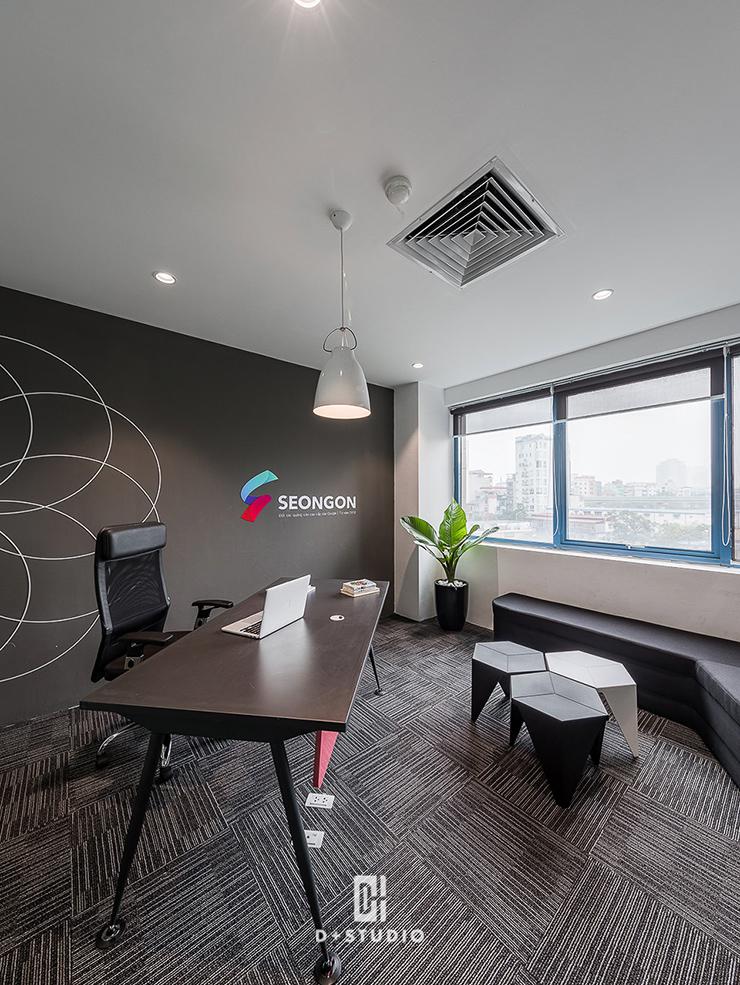 hình ảnh văn phòng đẹp công ty seongon