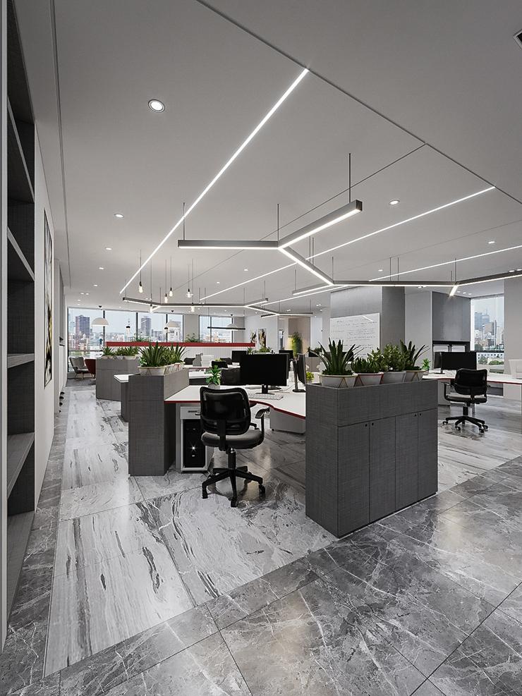 hình ảnh văn phòng công ty txd