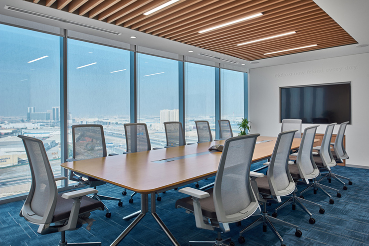 tiêu chuẩn thiết kế âm thanh ánh sáng phòng họp