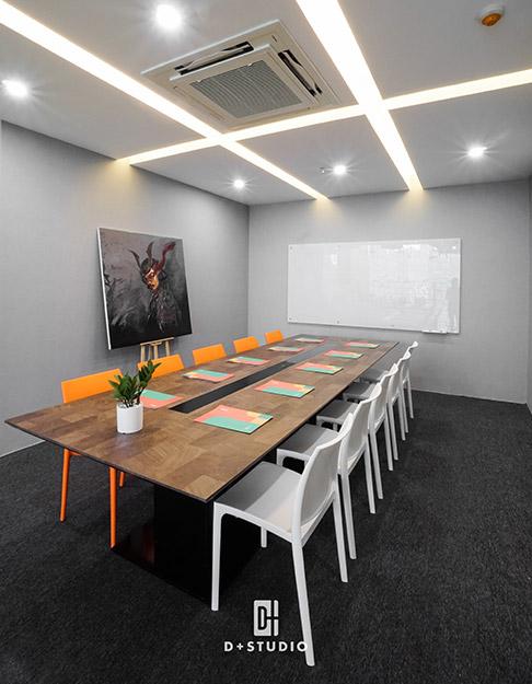 tiêu chuẩn diện tích phòng họp là bao nhiêu