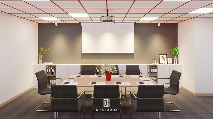 tiêu chuẩn thiết kế diện tích phòng họp
