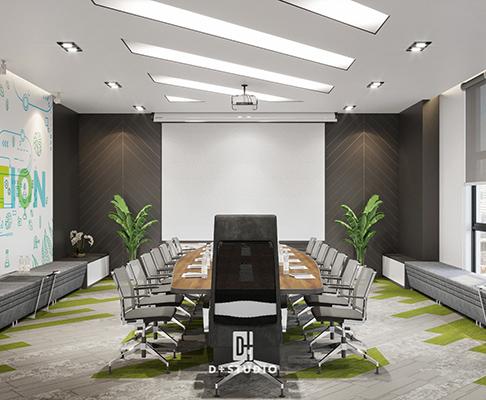 tiêu chuẩn thiết kế phòng họp
