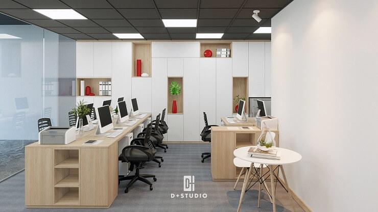 cải tạo nội thất văn phòng