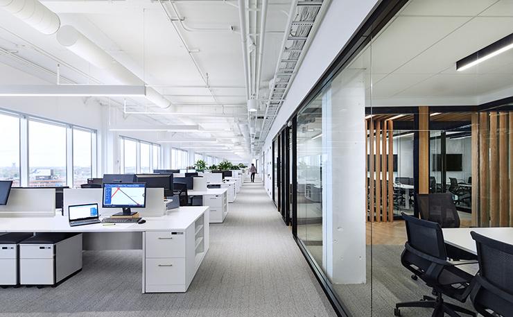 hình ảnh văn phòng công ty carbonleo