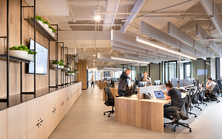 Lợi ích của cải tạo văn phòng làm việc cũ