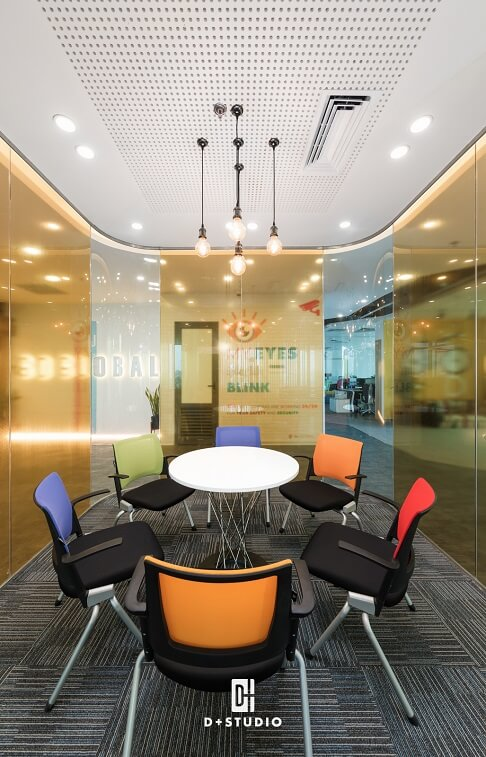 các phong cách thiết kế nội thất văn phòng hiện đại được ưa chuộng