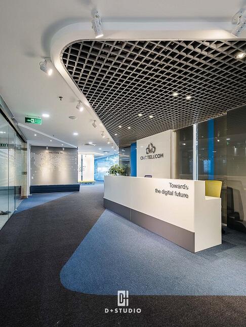 công ty thiết kế nội thất văn phòng uy tín tại hà nội