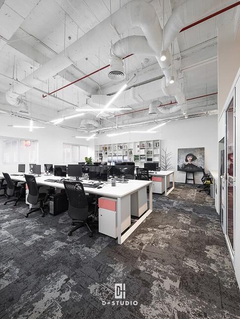 công ty tư vấn thiết kế văn phòng chuyên nghiệp