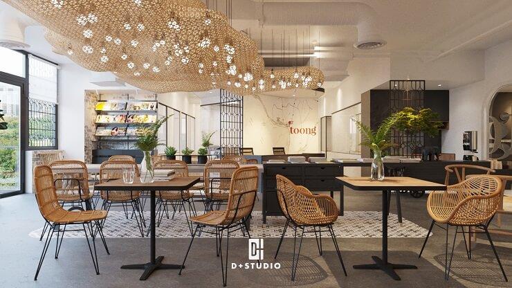 định hướng phong cách thiết kế nội thất văn phòng