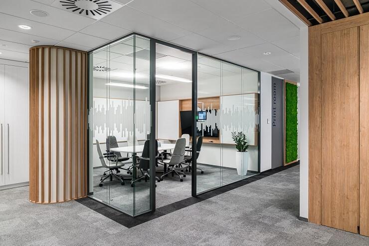 mẫu phòng họp hiện đại