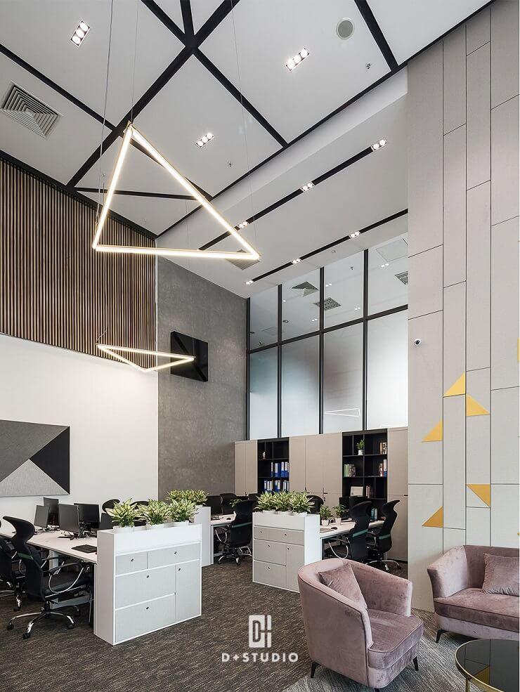 tại sao phải thiết kế nội thất văn phòng công ty