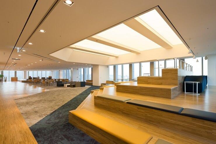thiết kế nội thất văn phòng phong cách hàn quốc