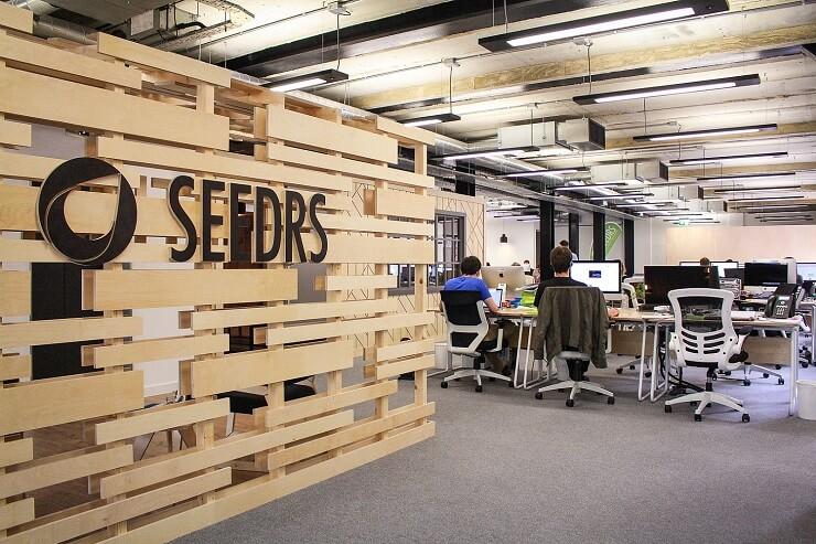 thiết kế nội thất văn phòng phong cách scandinavia