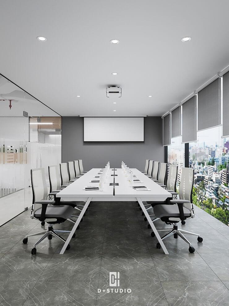 thiết kế phòng họp austdoor