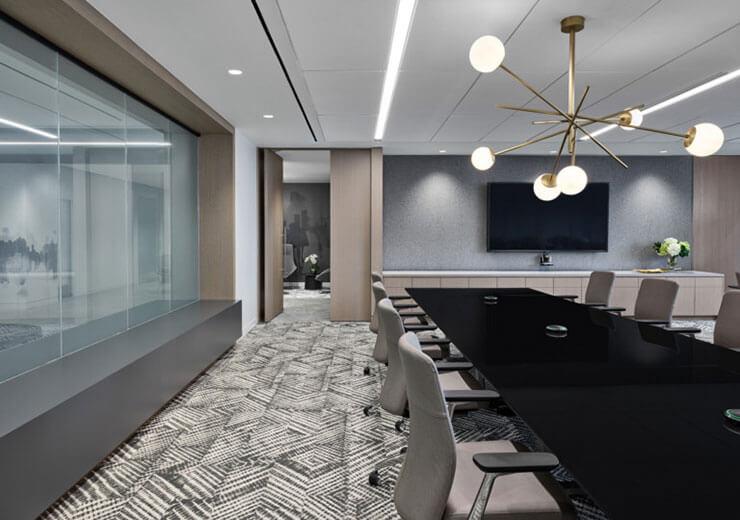 Với nhưng môi trường công ty đông nhân viên, bố trí ghế ngồi trong phòng họp cũng là điều nên lưu ý