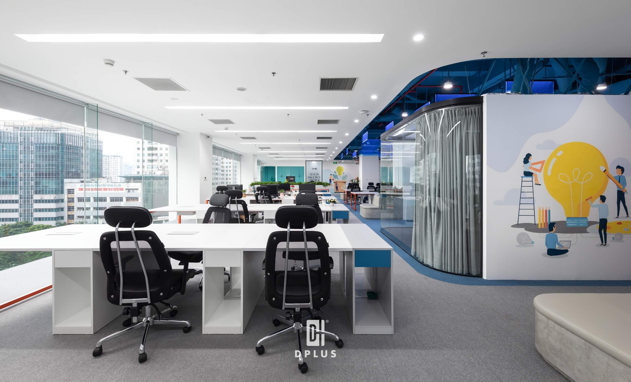 Báo giá thiết kế nội thất văn phòng theo gói