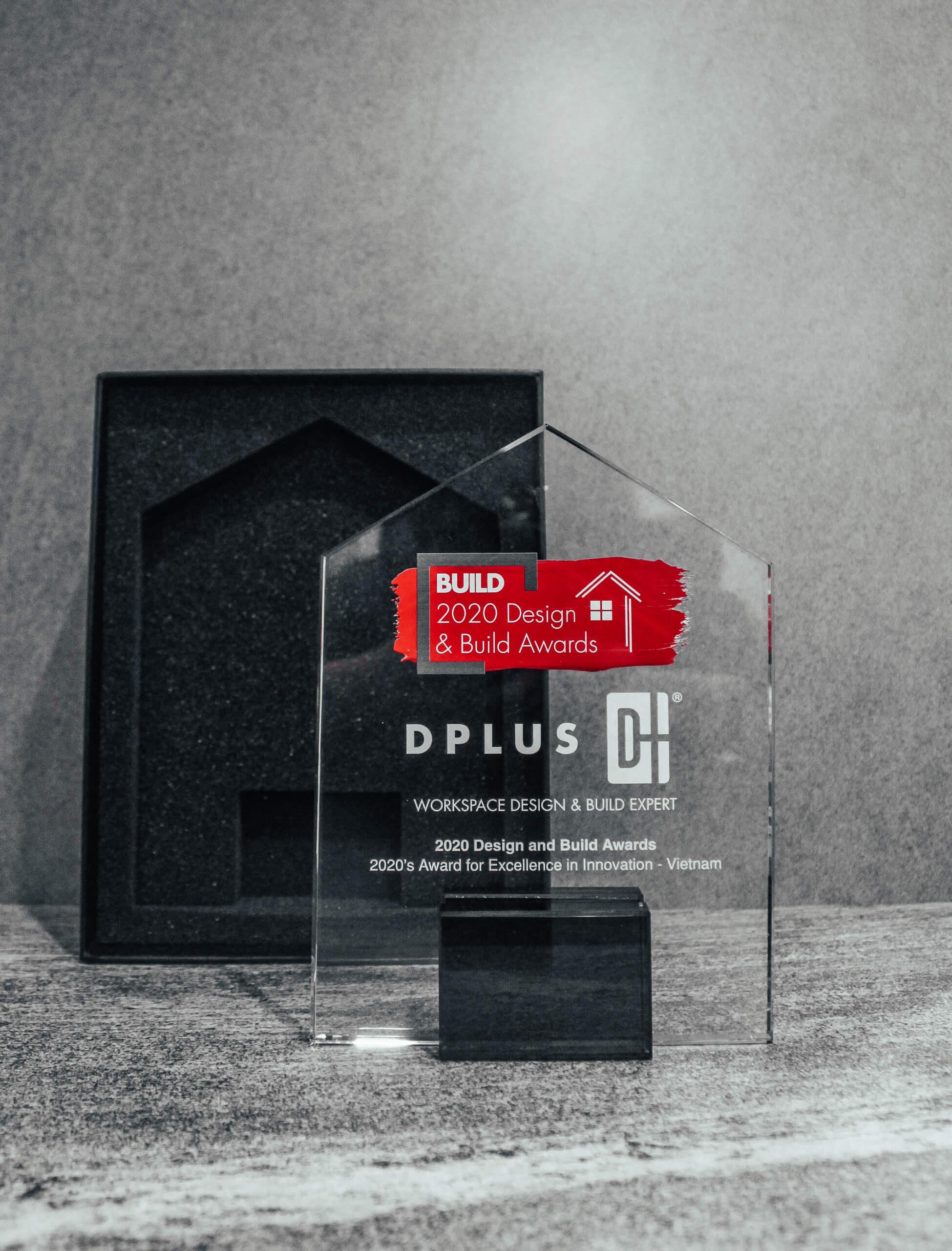Giải thường Design&Build - DPLUS Việt Nam