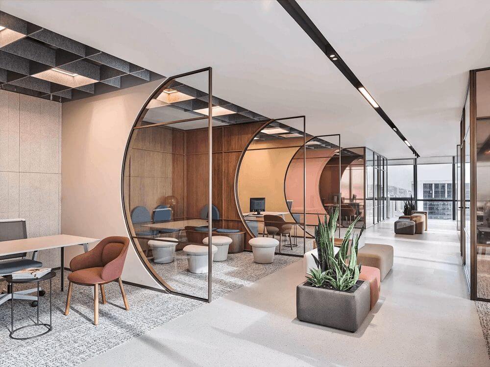 Sở hữu một văn phòng làm việc đẹp, chuyên nghiệp & ấn tượng là mục tiêu hàng đầu của các doanh nghiệp hiện nay.