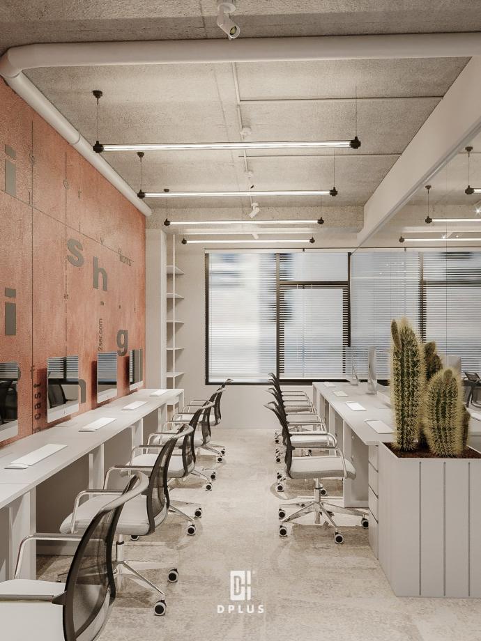 Xây dựng văn phòng lý tưởng