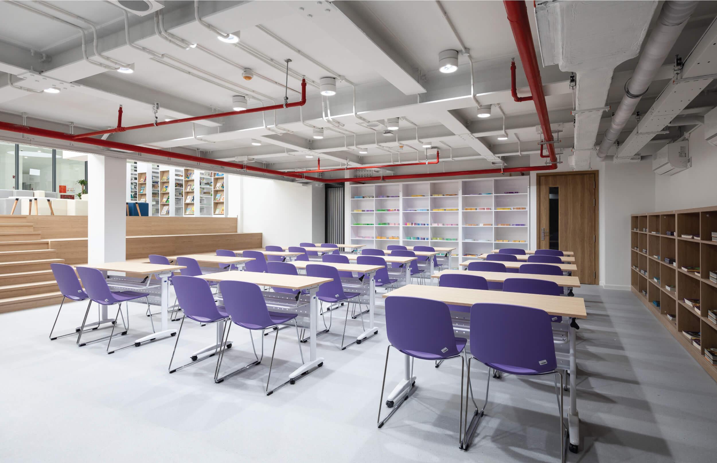 Thư viện - The Dewey Schools 05