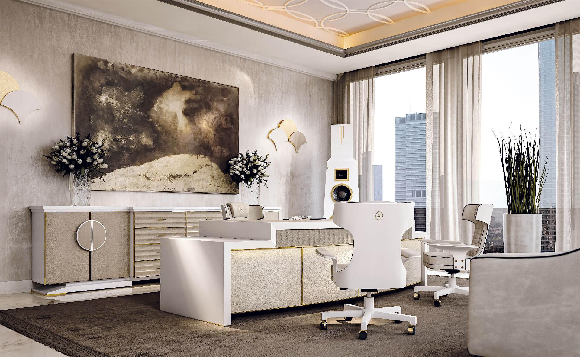 Báo giá thiết kế nội thất phong cách luxury