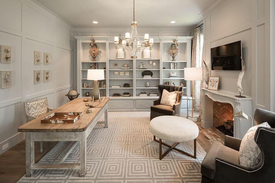 Một trong 33 phong cách thiết kế nội thất được ưa chuộng