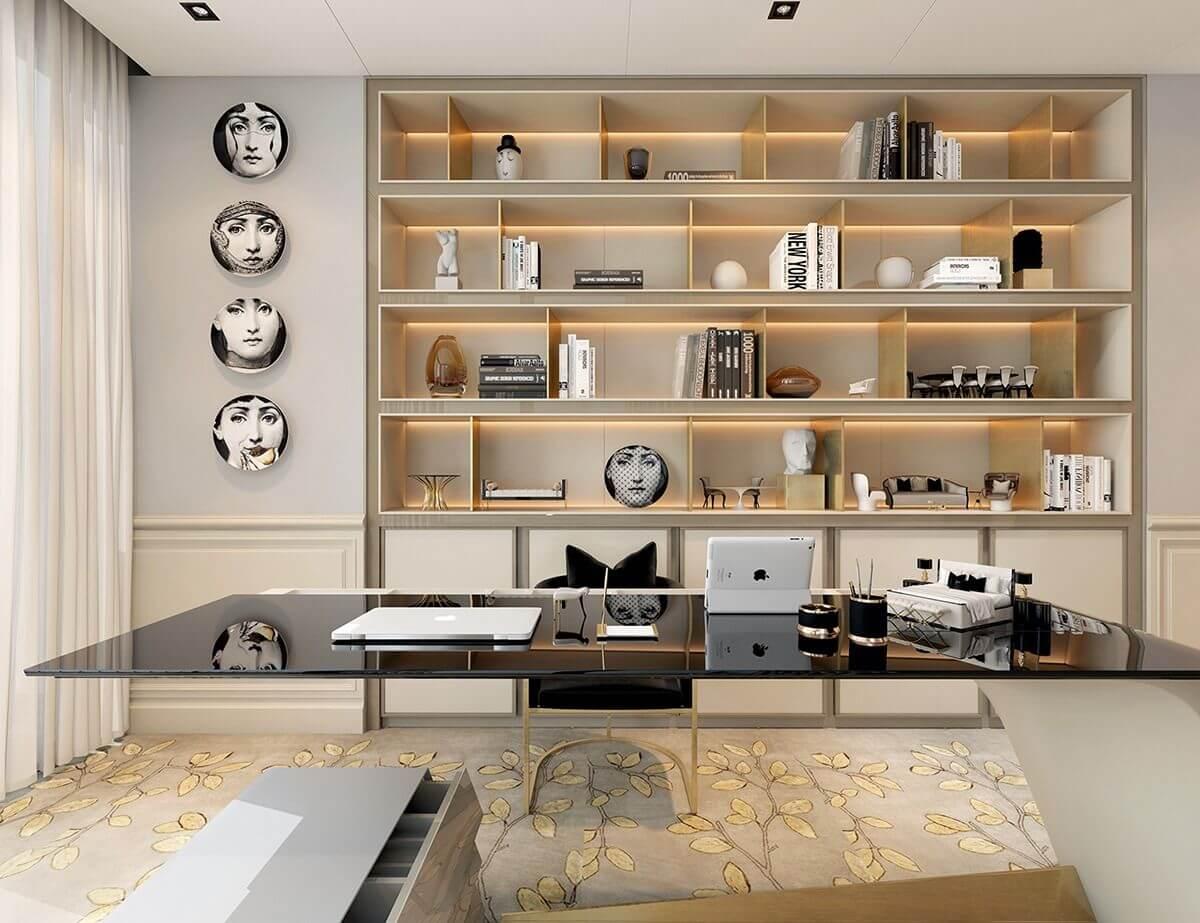 Phong cách thiết kế nội thất Art Deco