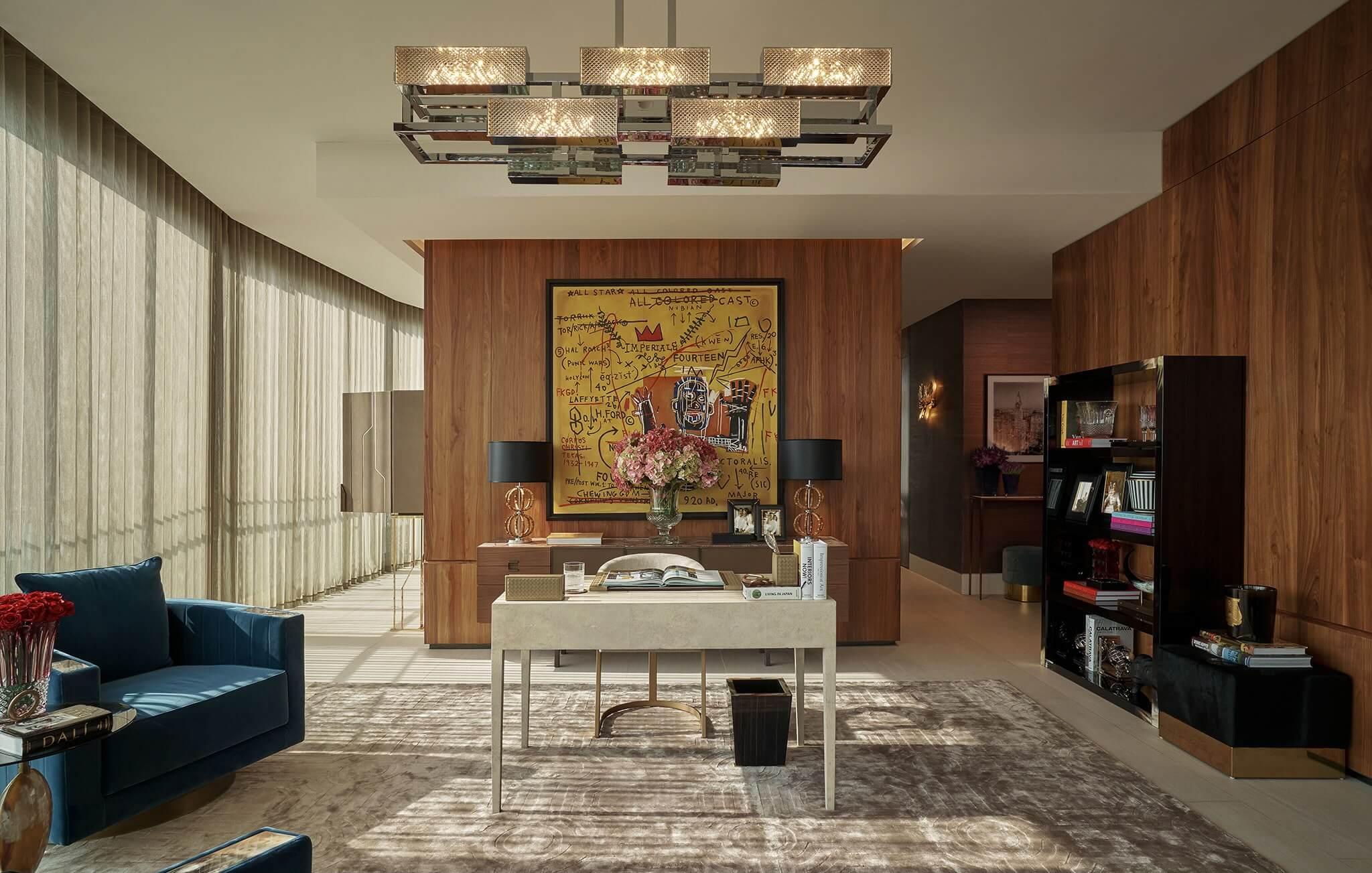 Dự án Penthouse City Garden - Sài Gòn do Thái Công Interior Design thực hiện