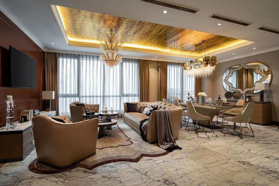 Một trong 10 công ty thiết kế nội thất hàng đầu